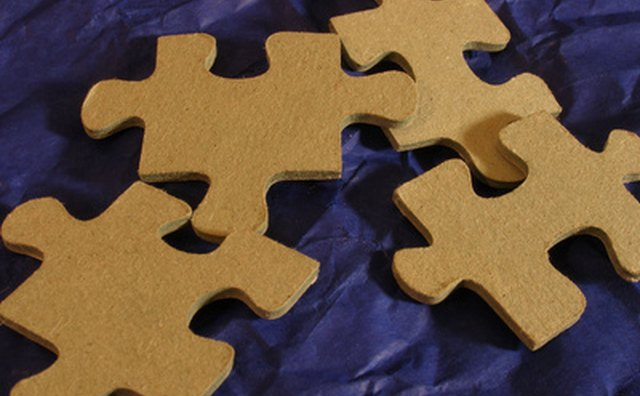 Puzzles with a religious theme can be a teaching opportunity.