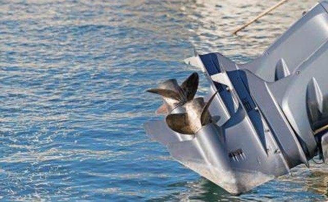 10W30 Motor Oil >> Substitutes for Outboard Tilt Trim Oil | It Still Runs