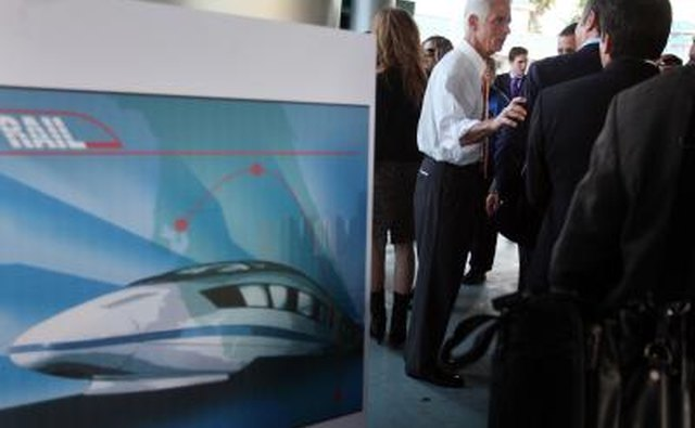 Florida's high-speed rail is largely due to grassroots political action.