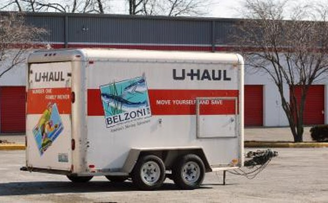 The Average Cost of a U-Haul Moving Truck | It Still Runs