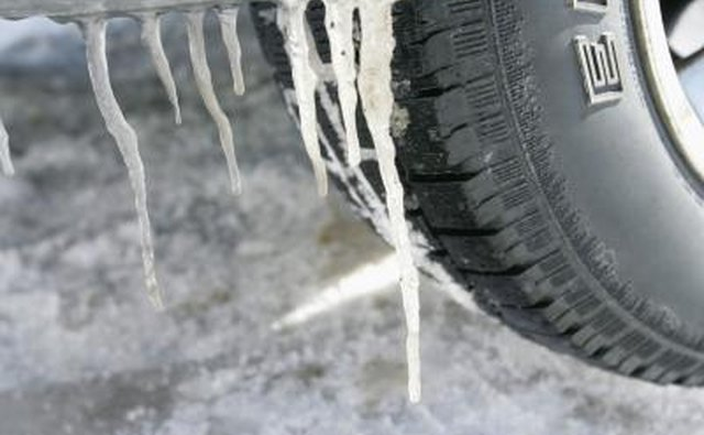 Snow and ice tires are typically not recommended for areas where harsh conditions are the exception, not the rule.