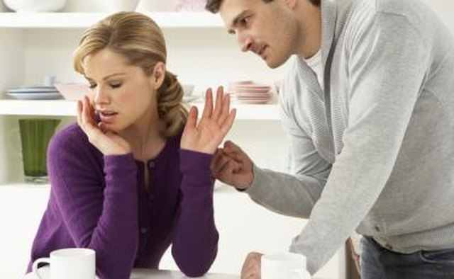Let your partner know that the silent treatment will lead to the end of the relationship.