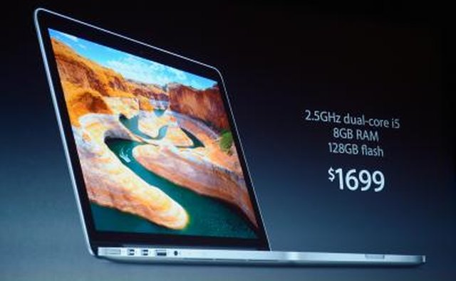 Newer MacBooks may lack an internal position to add a SSD.