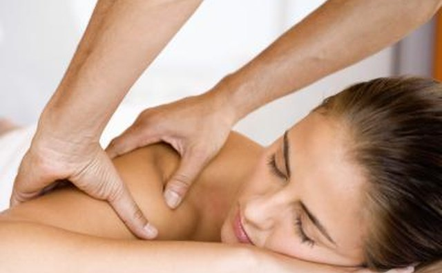 Massage relieves tense muscles and soothes the mind.