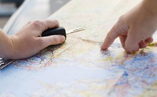 friends planning a road trip