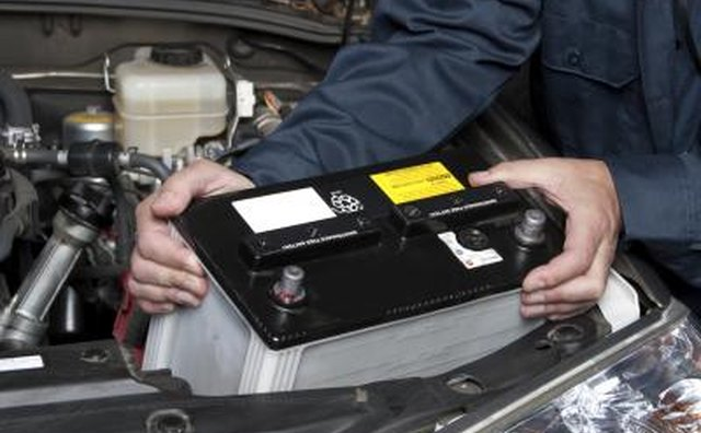 If your battery is low your alternator may be failing.
