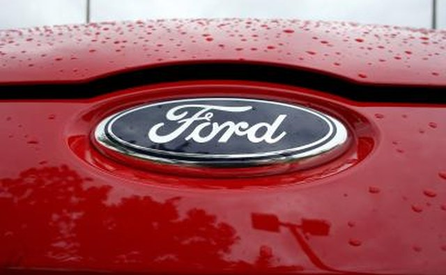 Hood of ford prob