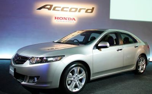 Honda Accord.