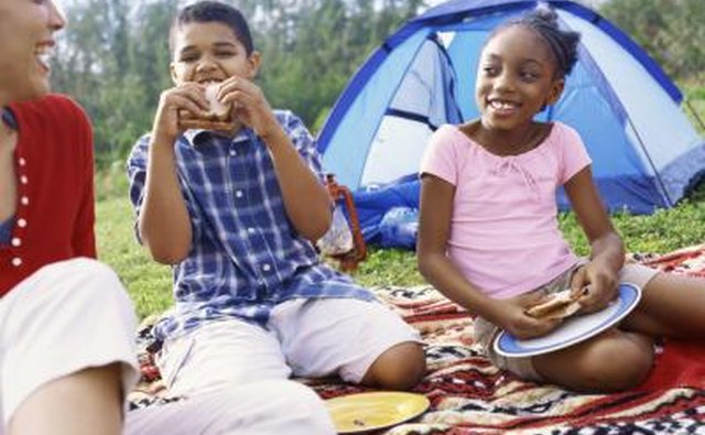 Short, funny skits are a summer camp staple and great for kids looking for short play ideas.