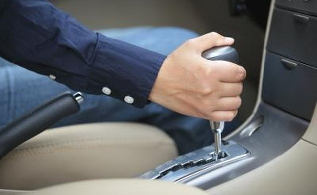 With an automatic shifter you don't need to worry about shifting.