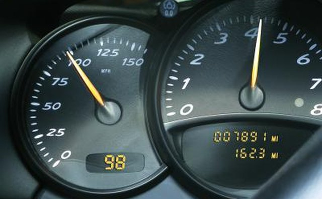 Make a copy of paperwork that shows the odometer reading on your car at the time of trade-in.