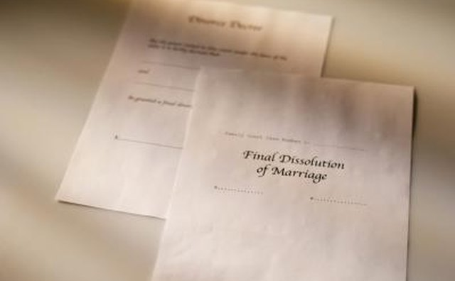Ensure your divorce is finalized before you remarry.