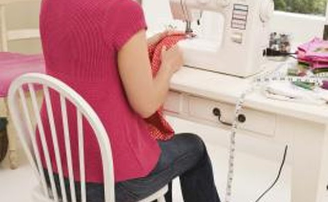 Use a quality sewing machine.
