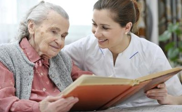 Nursing home palcement may be an option for a parent with health problems.