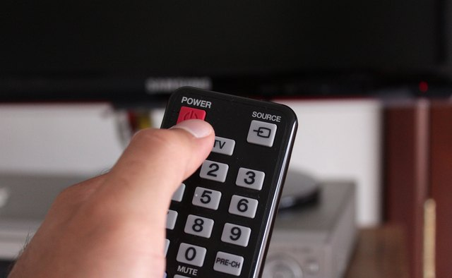 How to program Samsung Remote