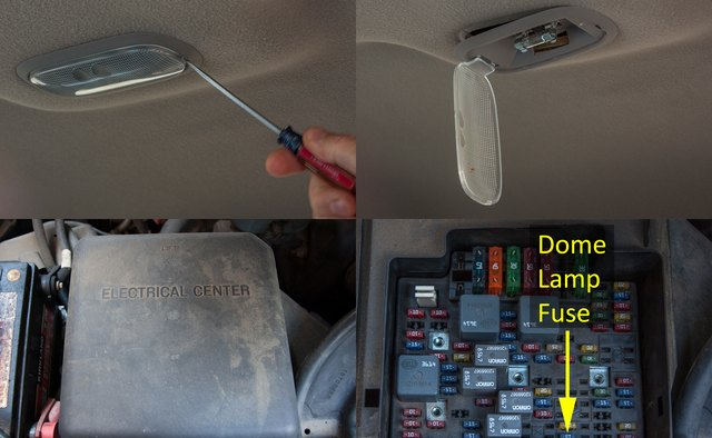 How to Make the Dome Light Come on in a Chevy Truck | It Still Runs
