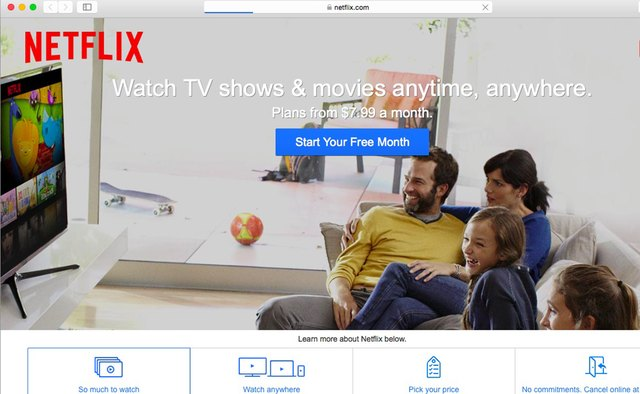 Safari on OS X Yosemite supports up to 1080p resolution for Netflix.