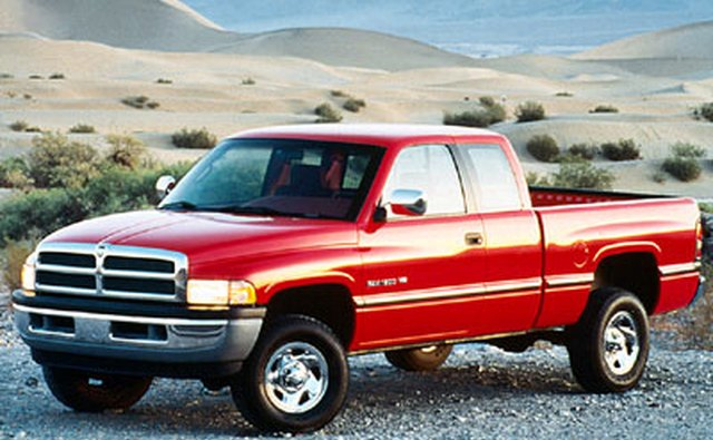 The 1994 Ram set the standard for future light-duty pickup body styling.