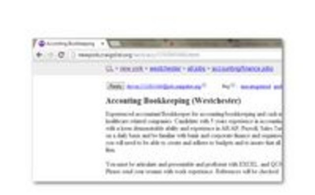 How to Respond to a Job Posting on Craigslist | It Still Works
