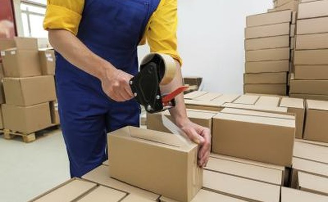 Worker packaging products for sale