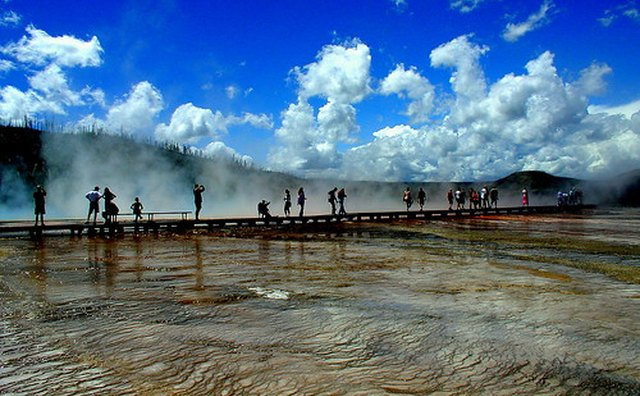 Geothermal steam energy