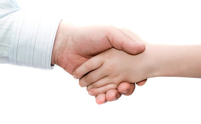 Establish partnerships to help build your business.