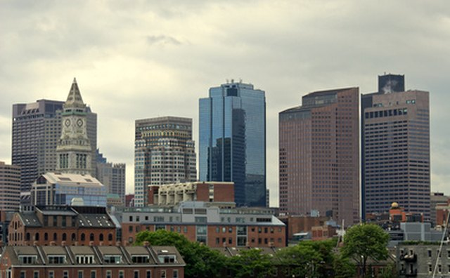 Fleet moved its corporate headquarters to Boston when it merged with BankBoston.
