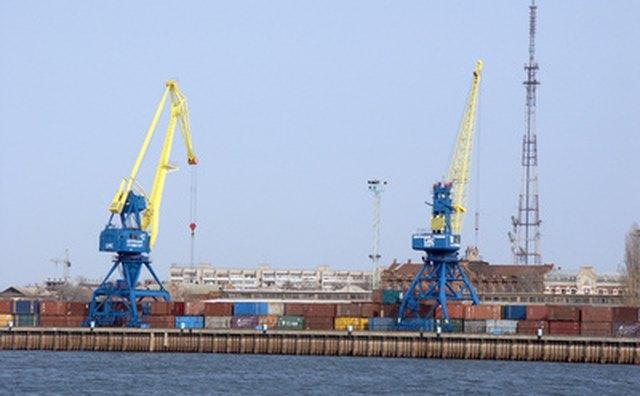 Maritime Cranes
