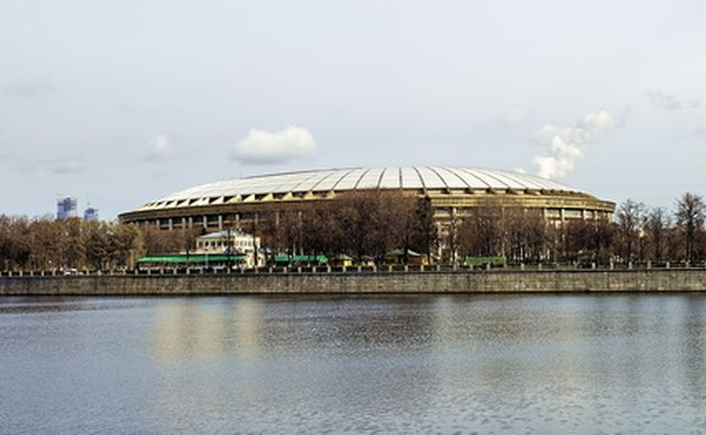 Speaking tours can be held at stadiums.