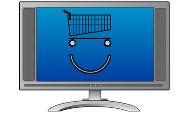 Using a Shopping Cart