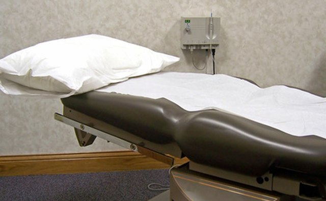 An exam table is an example of the things you can sell when closing your medical practice.