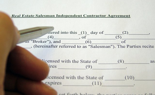 Employers must have the terms of the agreement in writing.