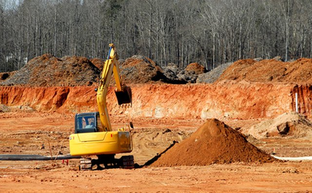 Prepare for weather delays during site preparation.