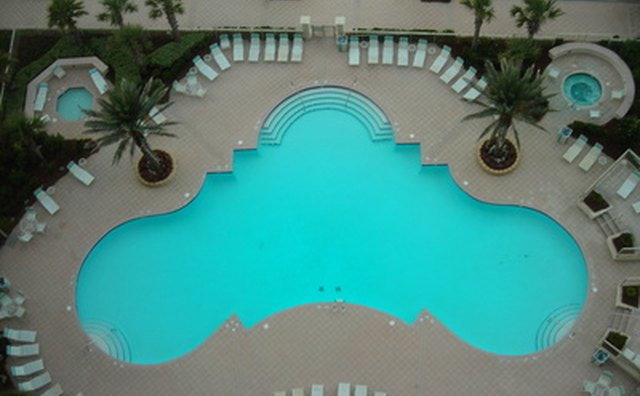 Pools must be maintained daily.