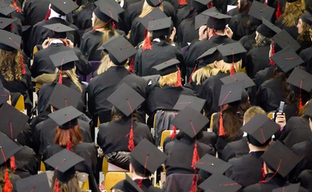 Employment with a company that provides tuition reimbursement allows you to work toward your diploma in more ways than one.