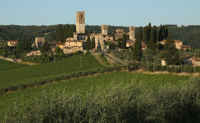 Travel Destination: Tuscany