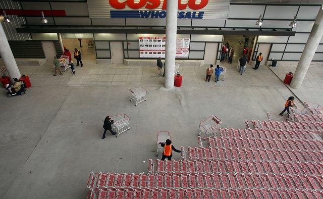Costco Opens First Store In Manhattan