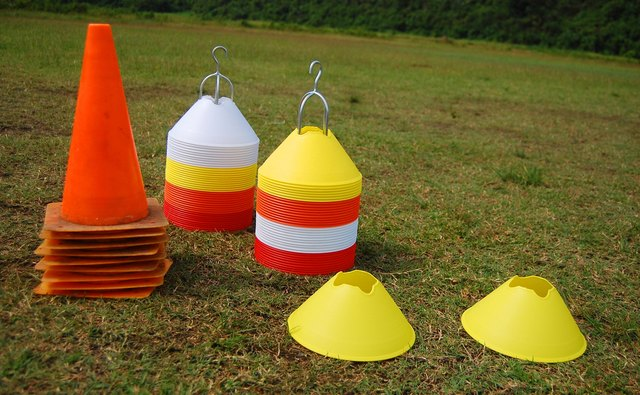 Soccer Cones and Markers photo