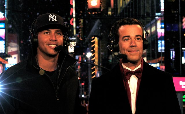 NBC's New Year's Eve 2008 with Carson Daly