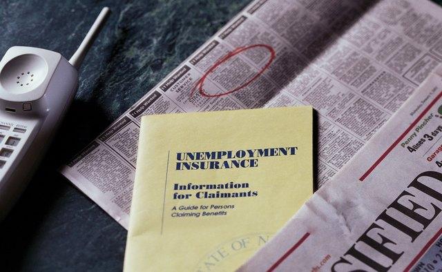Unemployment insurance still life
