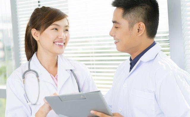 Positive doctors