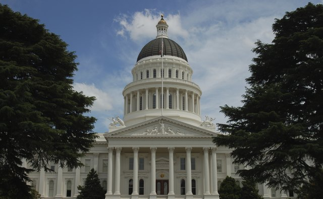 California State Capitol Building