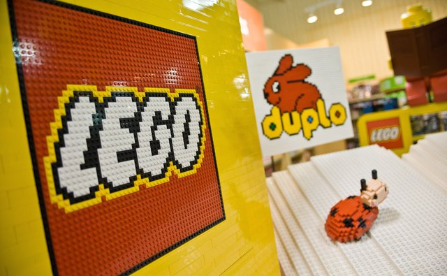 LEGO Duplo Read! Build! Play!