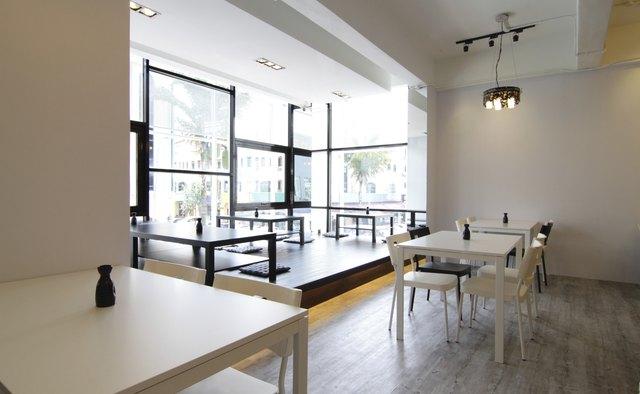 小餐厅空间照明