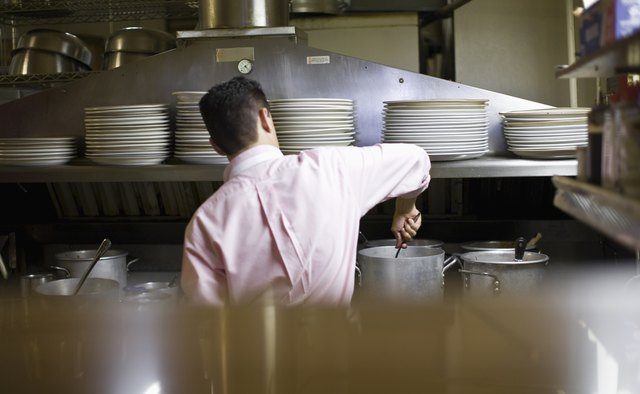 The Average Salary Of A Professional Chef Bizfluent
