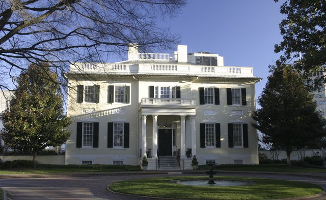 Virginia Governor's Mansion