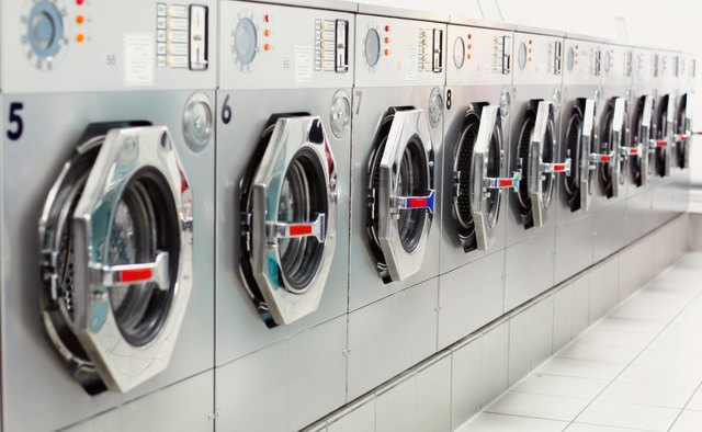 Salary for an owner of a laundromat bizfluent washing machines solutioingenieria Choice Image