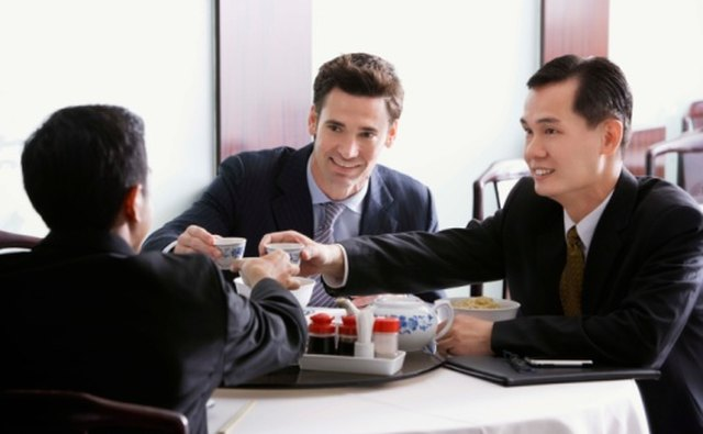 A relaxed lunch with office colleagues is a type of informal communications.