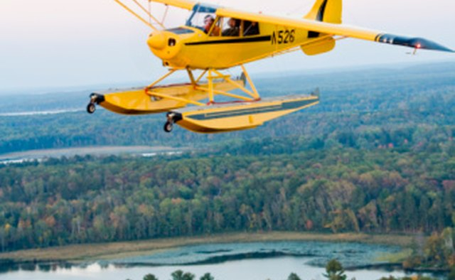 A personal pilot's license can lead to an aviation career.