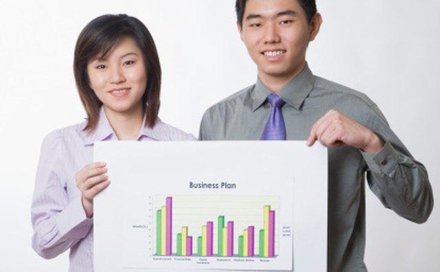 Help an entrepreneur put their ideas to paper.